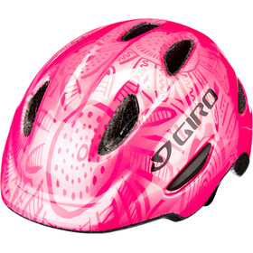 Giro Scamp MIPS Casco Niños, bright pink/pearl